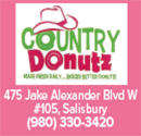Country Donutz